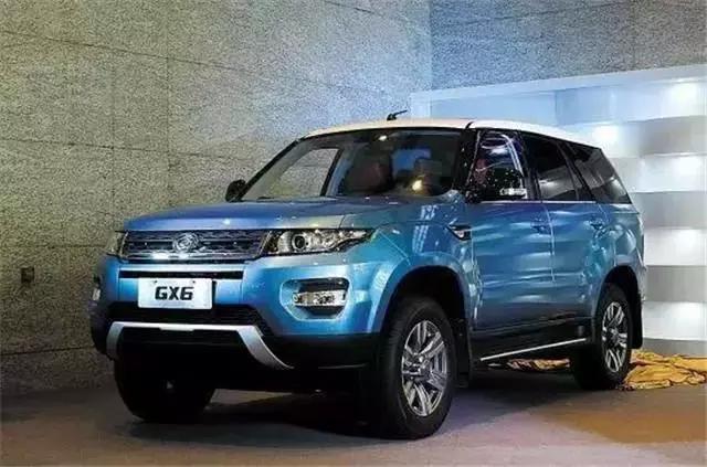 山寨路虎第一款国产SUV上市一年就要停产了!