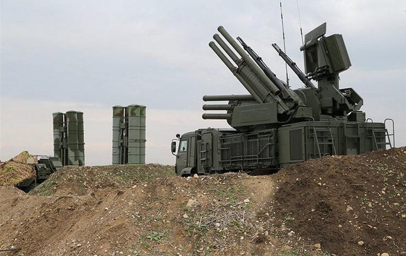 土軍駐敘基地緊急配備防空導彈,別忘了俄軍還有一架戰機的仇未報