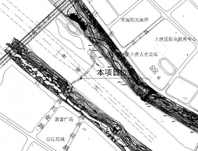 上虞首座人行景观桥设计图曝光,最快将于2019年完工