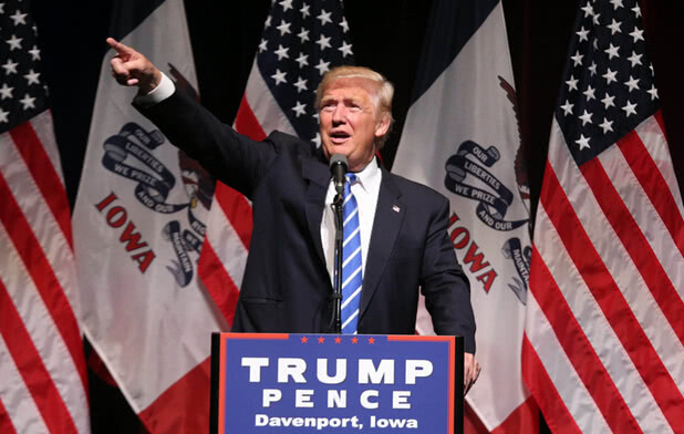 特朗普:2020年大選必將連任,與我對抗的競爭者都將遭罪