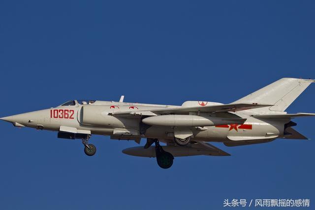 我國自主研發的強五 能掛載氫彈的攻擊機 拿到今天來看依然霸氣!