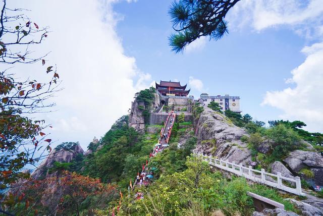 中国最佛系的5A景区,所有寺庙都免费上香,这才是真正的佛教圣地