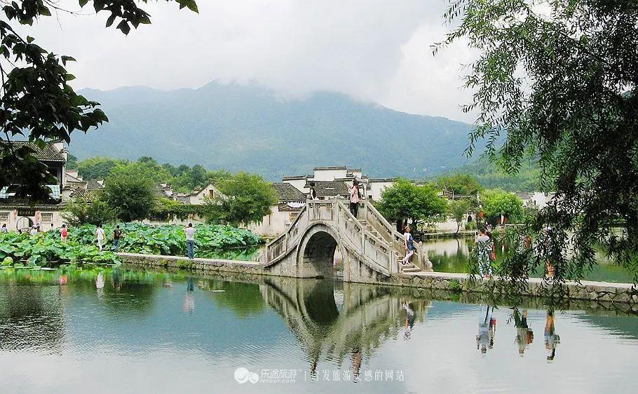 中國畫裡鄉村,孕育畫家的天堂
