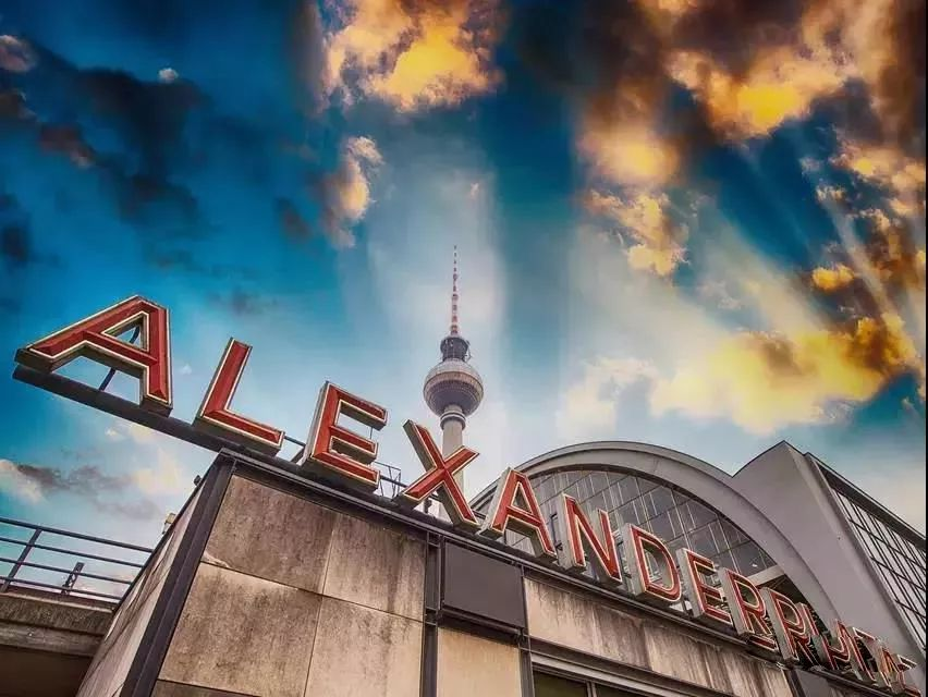 漫步柏林| 触手可及的国际大都会