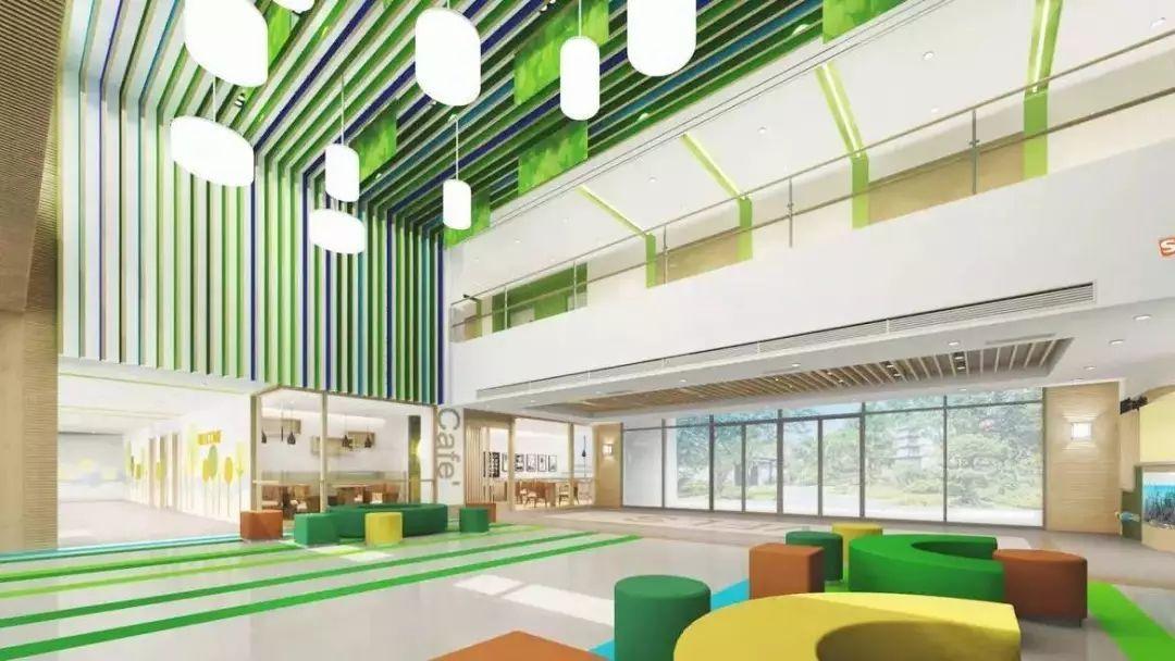 教育 正文  上海为数不多的森林系幼儿园,拥有近1000平的户外活动操场