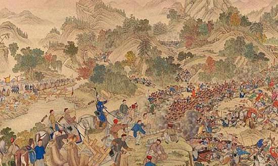 历史上最可惜的农民起义军,缺乏远见是明末李自成最终