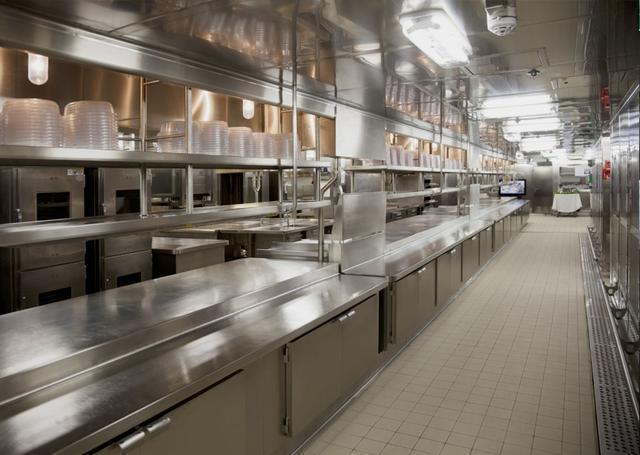选择专业厨房设备公司