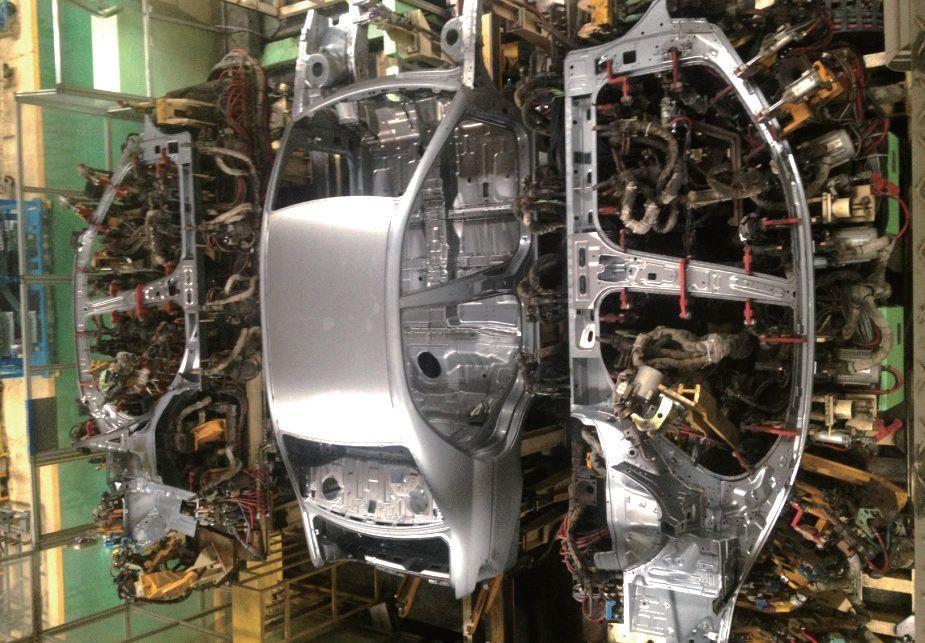 起亚汽车:我们是这样设计柔性化生产线的  第2张