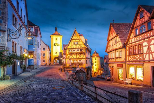 最美私藏目的地!15个不舍得让其他人知道的欧洲小镇,美哭了!