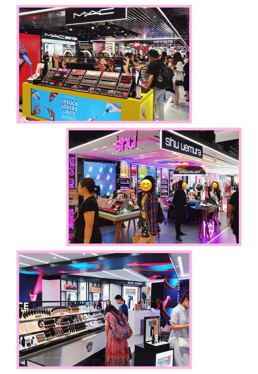 香港美妆店全攻略 | 一站买齐热门化妆品