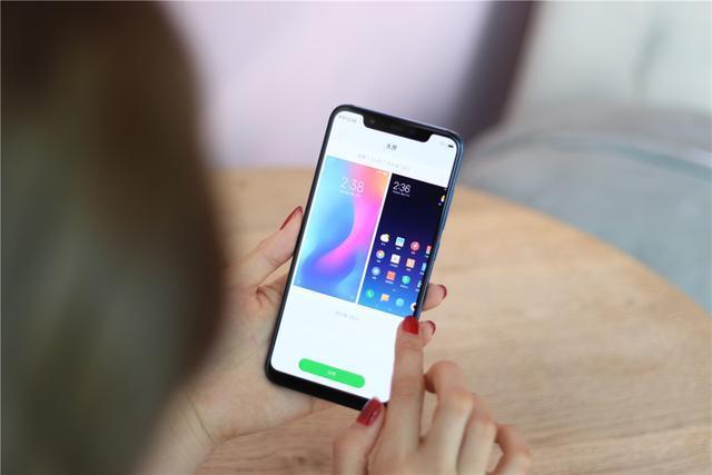 小米目前最尴尬的全面屏手机,价格完美,但刘海屏毁了这部手机图片