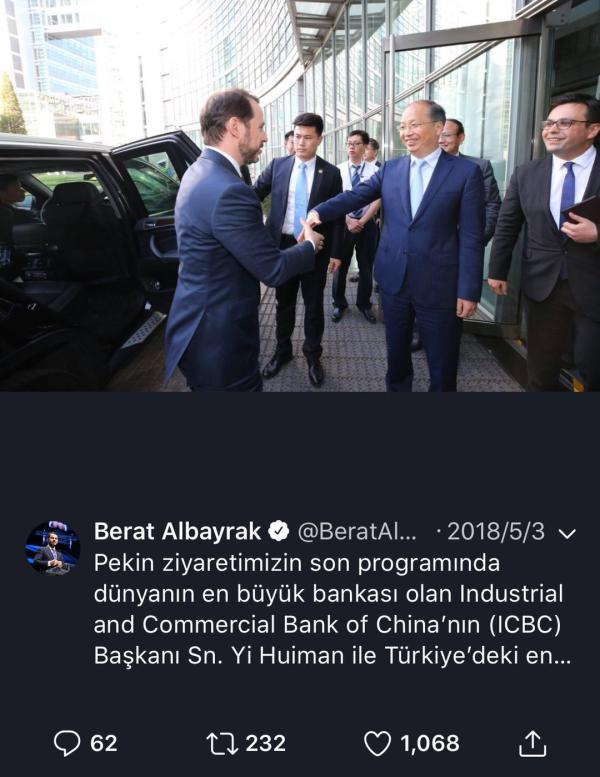 除了受关注的38亿美元合作,工行在土耳其还有哪些布局?