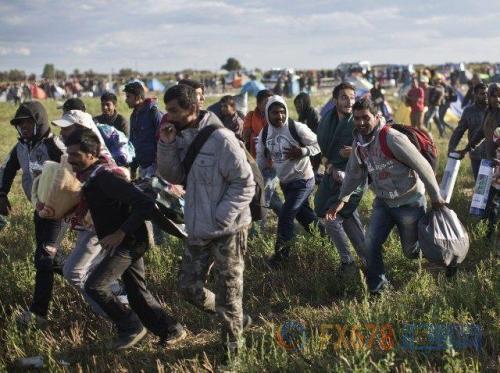 土耳其经济若崩盘,数百万难民将涌入欧洲