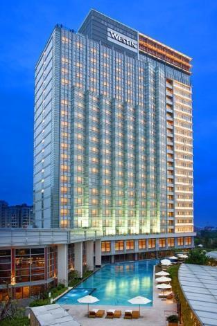会奖旅游之会议酒店推荐:深圳益田威斯汀酒店