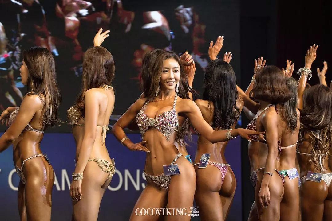 """""""中国版李燕花""""刷爆健身圈,丰胸、翘臀、180cm,直男都被她撩"""