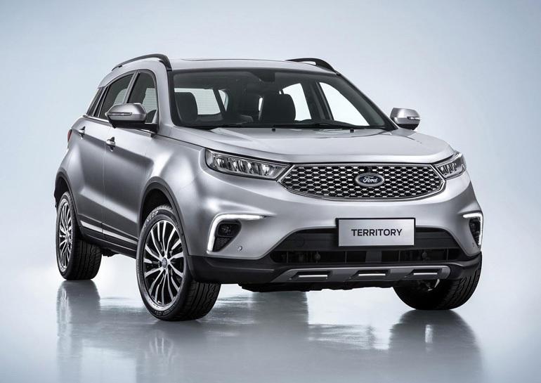 中国品牌厉害了!国产福特SUV新车居然套壳江铃!
