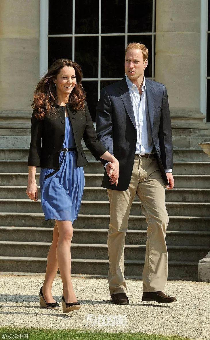 OMG | 和凯特王妃一比,热巴莫非去了个假塞舌尔?