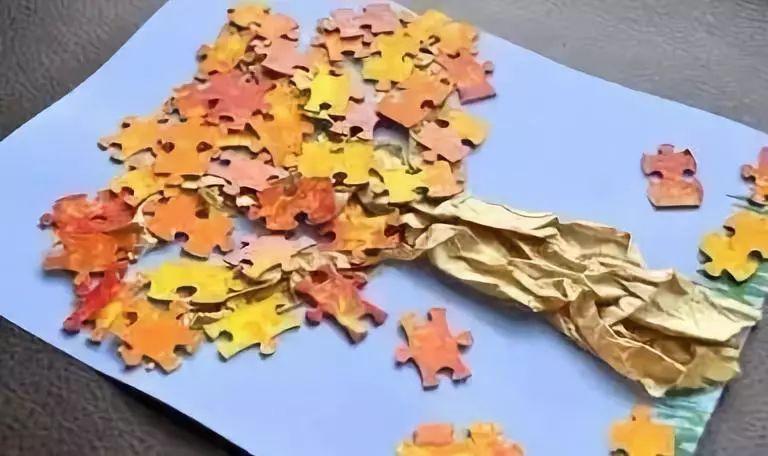 18款创意秋日手工环创,简单有趣,让孩子更懂秋天