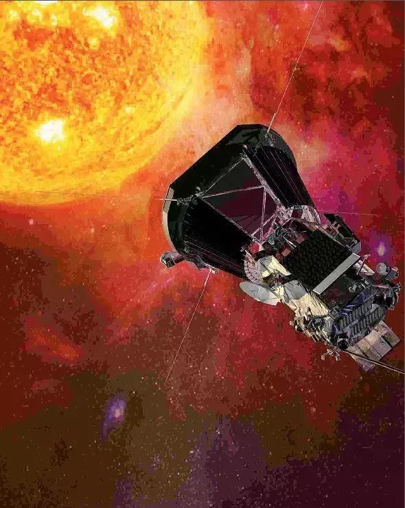 """帕克探测器:人与太阳的""""炽热""""约会"""