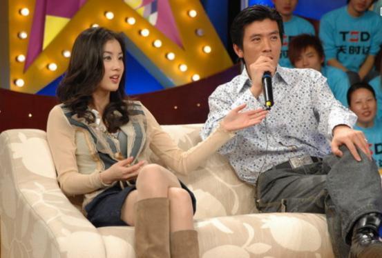 李湘的前夫是谁 李湘为