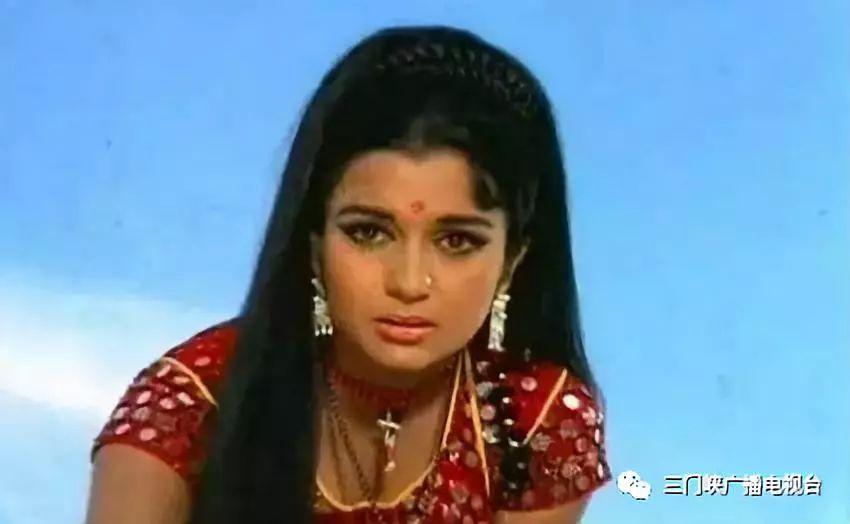 【回味经典】印度电影歌舞——《大篷车》