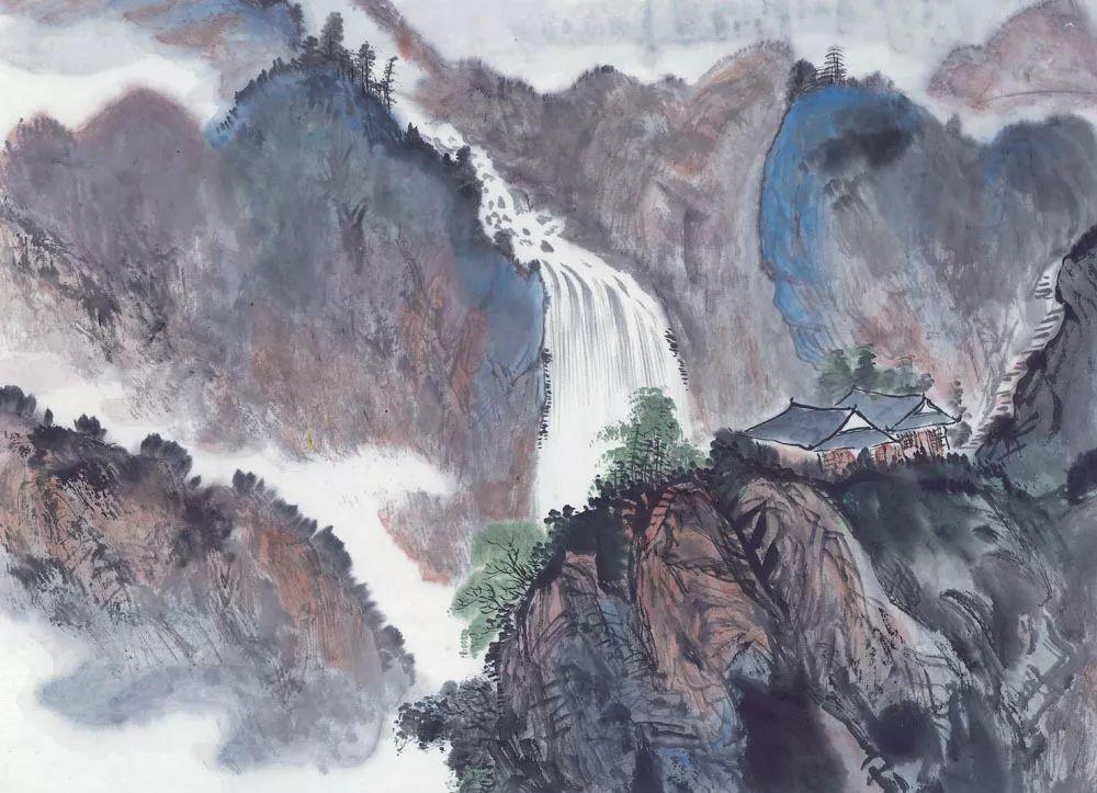 明日活动 | 手绘中国风——青山绿水