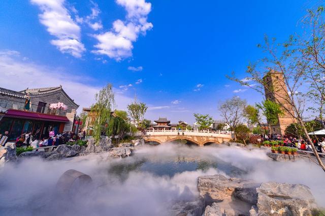 河南还有这么一座古城,投资127亿元,但免费对外开放!