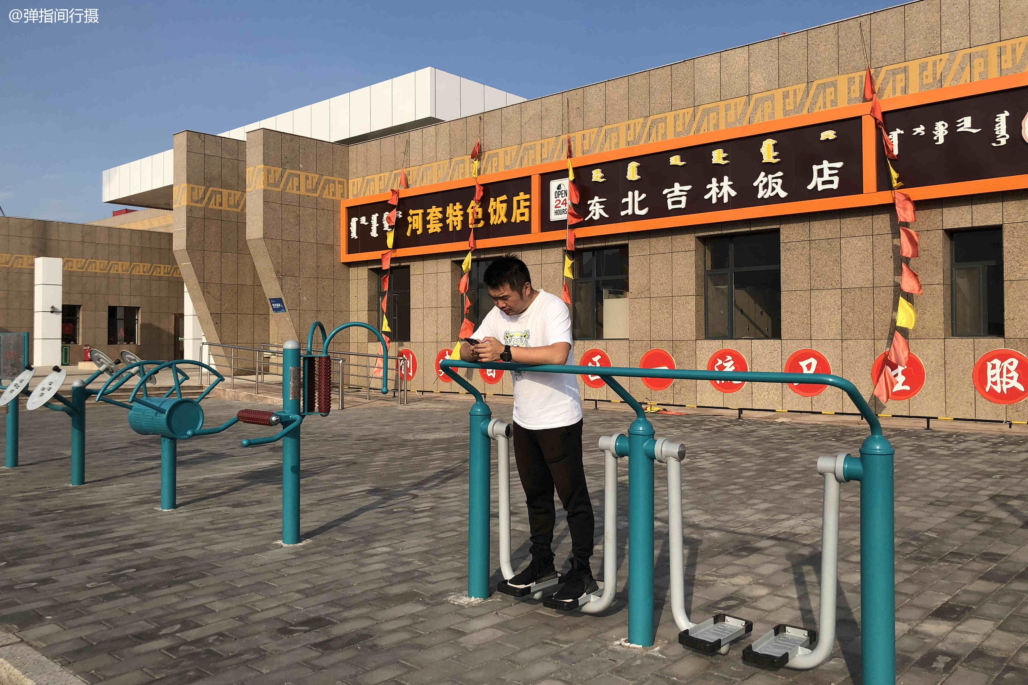 中国最好的高速服务区,竟在这个边陲省区,