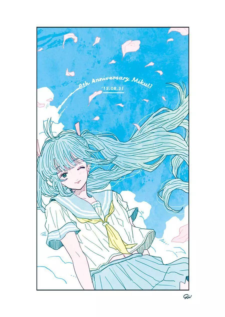 katorei 带来的一组充满着纤细情绪的少女漫画,一组关于微风和花朵,害羞女生和微笑的,恋爱的小故事们.