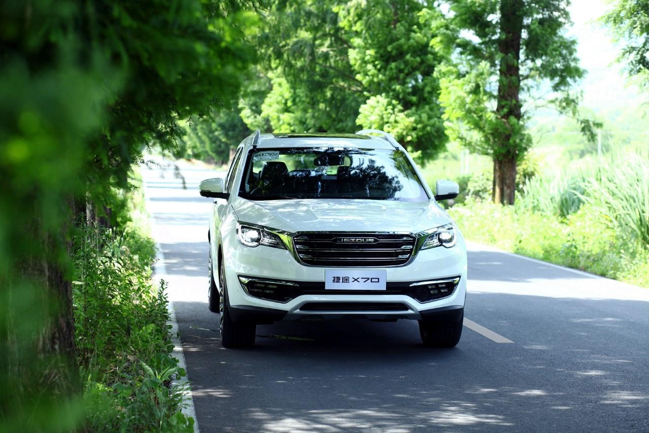 699万起售 大7座SUV捷途X70上市 宝骏的好日子将要到头了