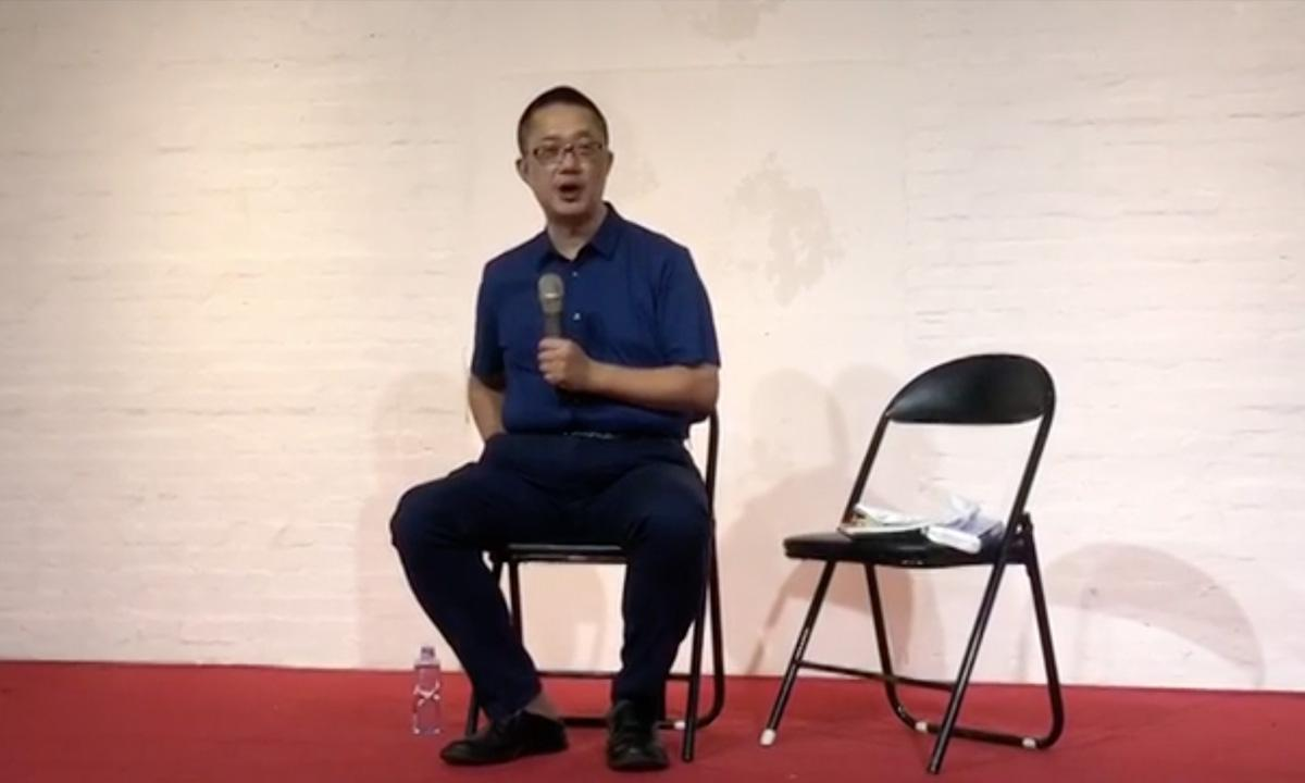 """我爱我家副总裁胡景晖被离职后""""揭露真相"""":我绝不受这个冤屈"""