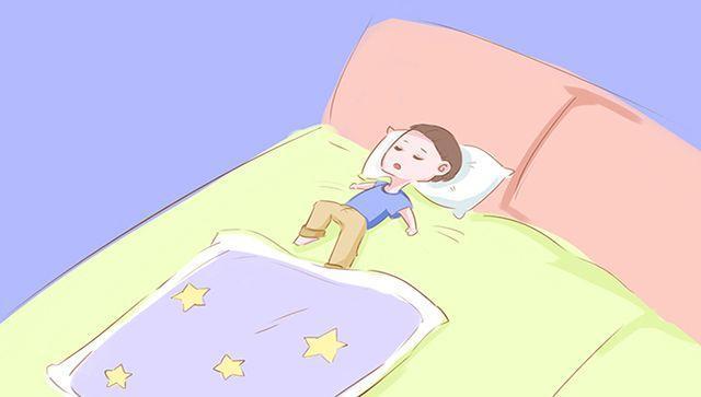 宝宝这5种睡觉姿势,可爱却影响身体健康图片
