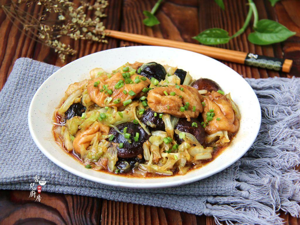 这道菜,虽为素菜,滋味胜过鱼肉,秋天吃它最好,健康营养!