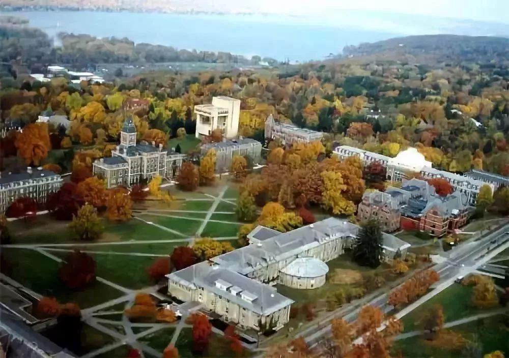 全美最好的大学城排名TOP20!要学习,也要生活品质...