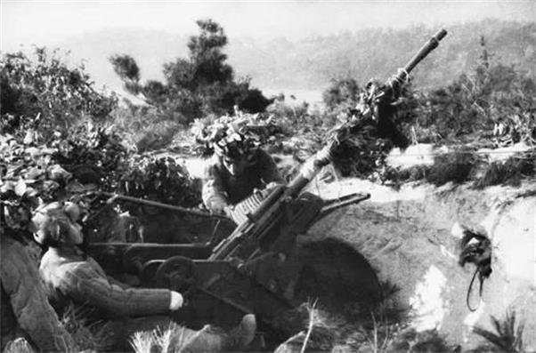 抗美援朝战争结束前一小时,美军突然轰炸志愿军,可惜算错了一步