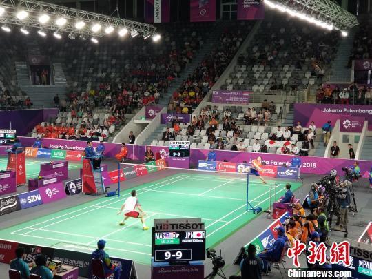马来西亚羽球男团首战出局 日本队顺利晋级八强