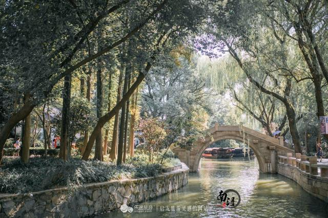 """真正生活着的江南古镇,还因为这一特色被称为""""江南的封面"""""""