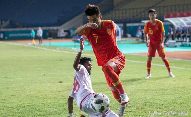亚运3场造6球!国足最强U23抢走韩国巨星风头,外国记者高呼:C罗