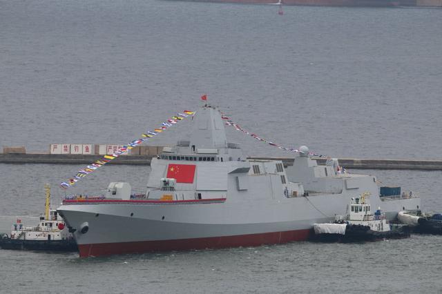 江南造船厂军舰数量曝光:当今世界哪个国家有这样的能力?