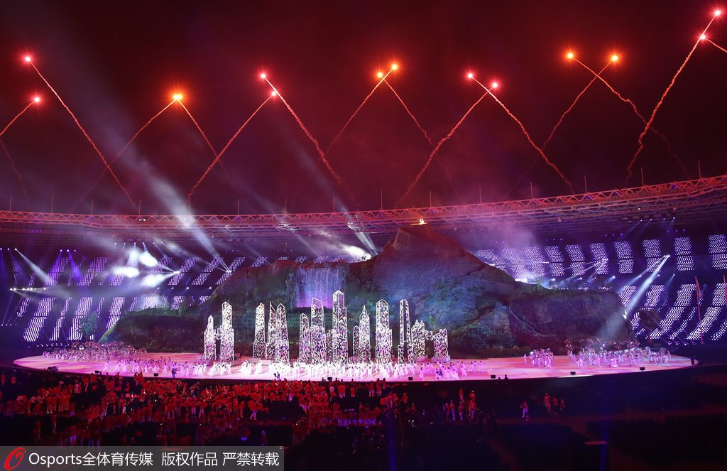 雅加达亚运会开幕式主创:最困难的部分是保密