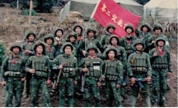 1979年中越战争烈士_中越战争经典战例:11名解放军侦察兵一战全歼380名越军