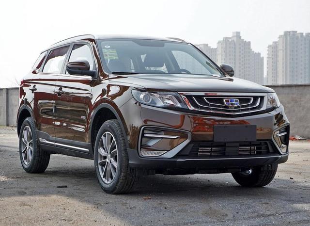 7月SUV销量排名出炉途观重回合资冠军宝骏510几近腰斩