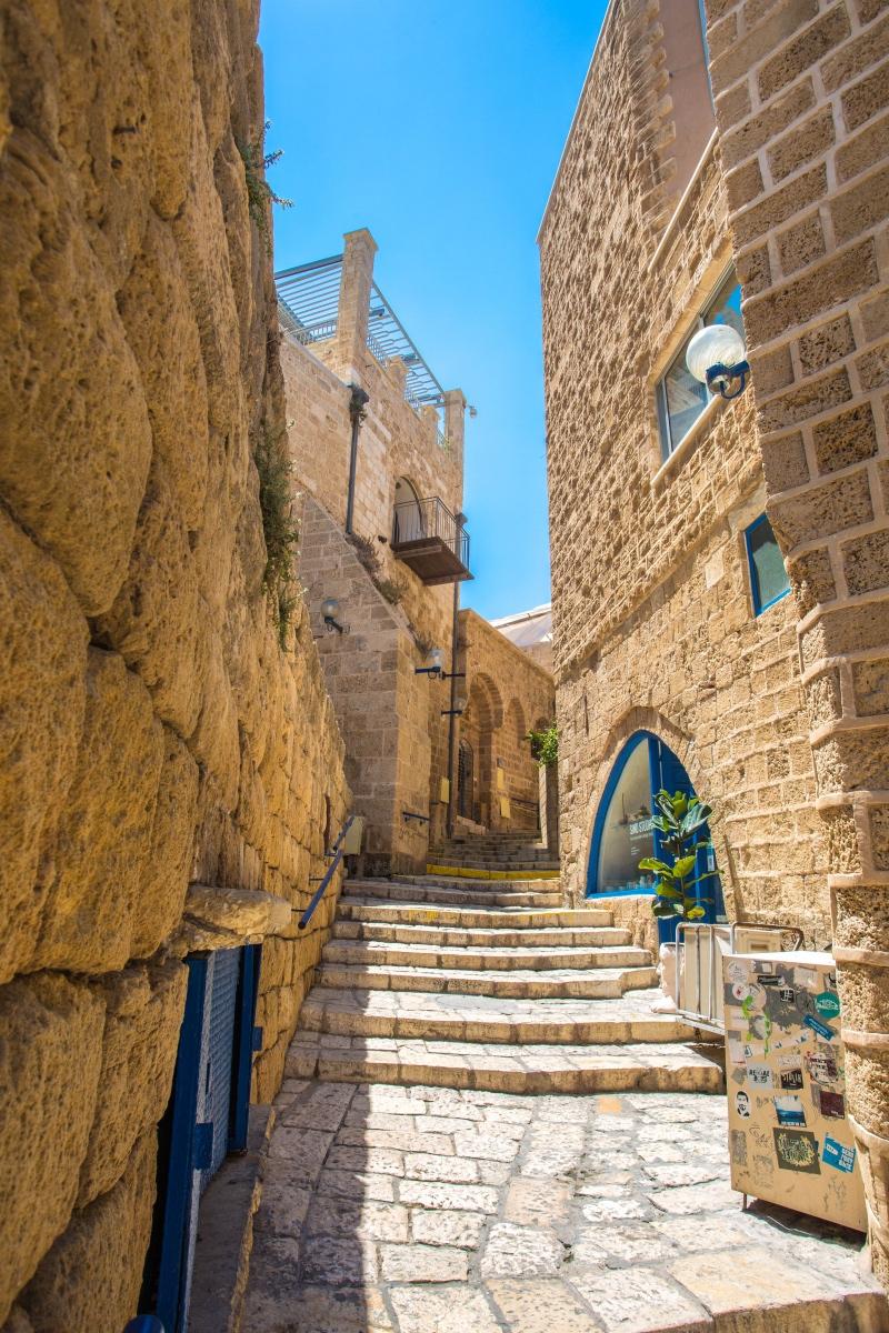 以色列最文艺之城,这座屡经战乱的地方成为艺术家的天堂