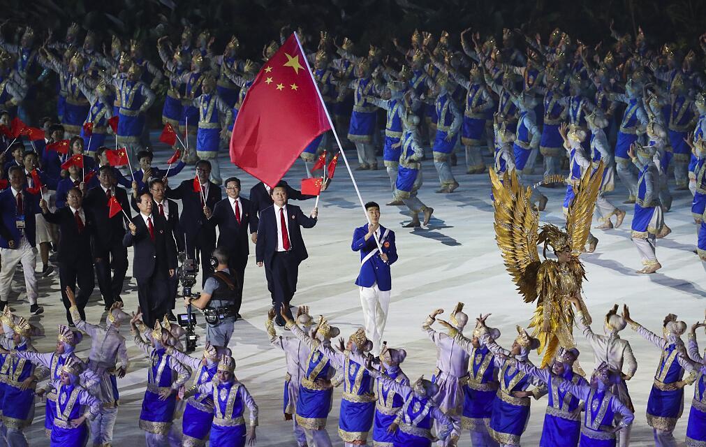 为东京奥运会练兵 亚运会日本将是中国的最大对手