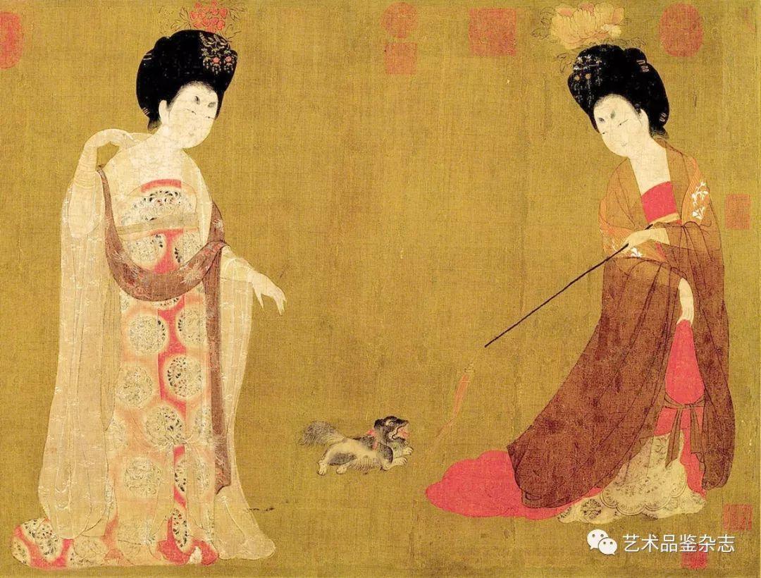 唐朝服饰_唐朝女子的服饰到底有多美?