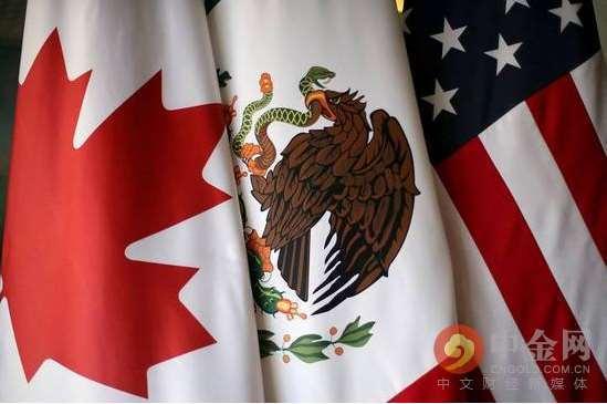 美墨、美加谈判进展不一 NAFTA三边协议月内恐难达成