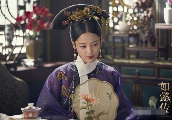 金玉妍,流潋紫所着小说《后宫如懿传》主要角色之一.