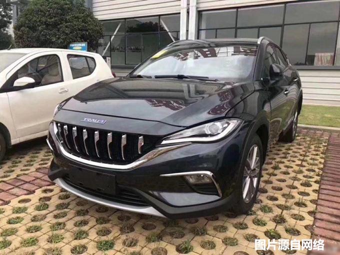 君马2019年将推3款新车 纯电轿跑SUV 10万就能买