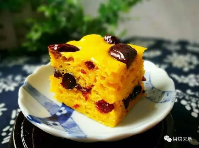 非常值得推荐的一款养胃面食 | 营养又美味南瓜发糕