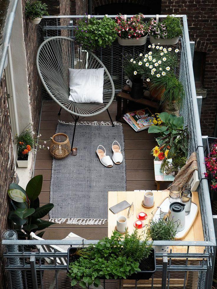 谁说阳台只能用来晾衣服?学会布置,它可以顶一间房!插图(9)